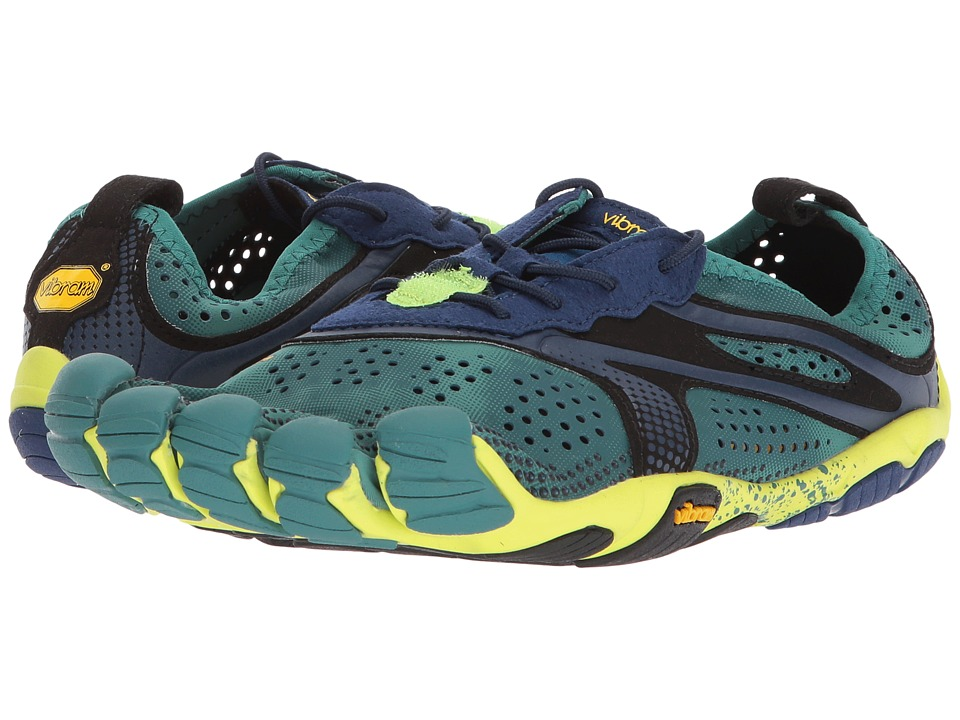Vibram Fivefingers V-Run (North Sea/Navy) Men's Shoes