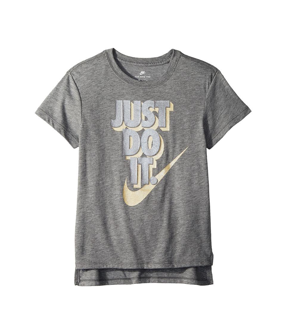 Nike Kids - Sportswear Just Do It T-Shirt (Little Kids/Bi...