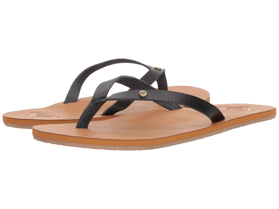 Roxy - Jyll II (Black) Women's Sandals
