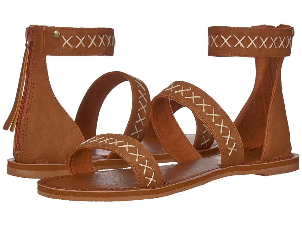 Roxy - Natalie (Brown) Women's Sandals