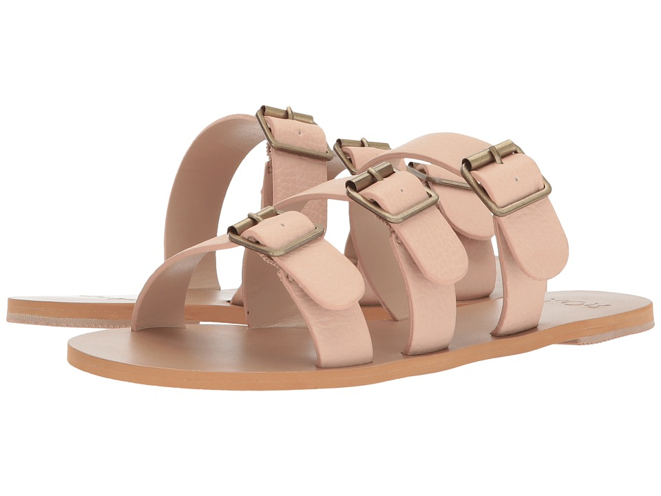 Roxy - Adeline (Blush) Women's Sandals