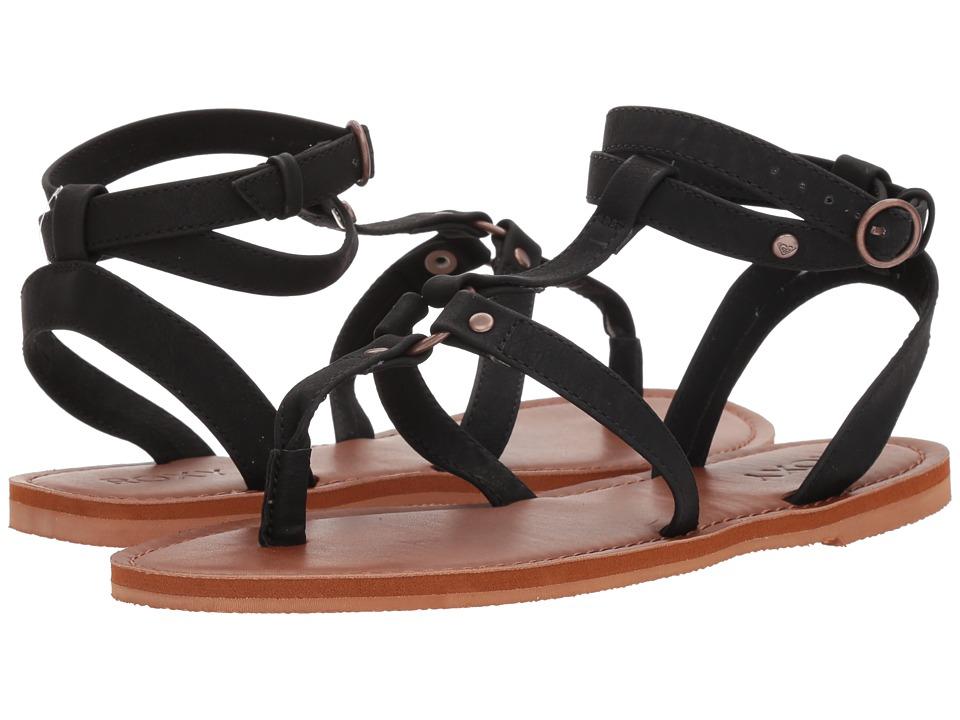 Roxy - Soria (Black) Women's Sandals