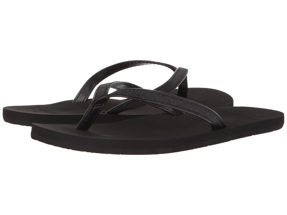 Roxy - Napili (Black 3) Women's Sandals