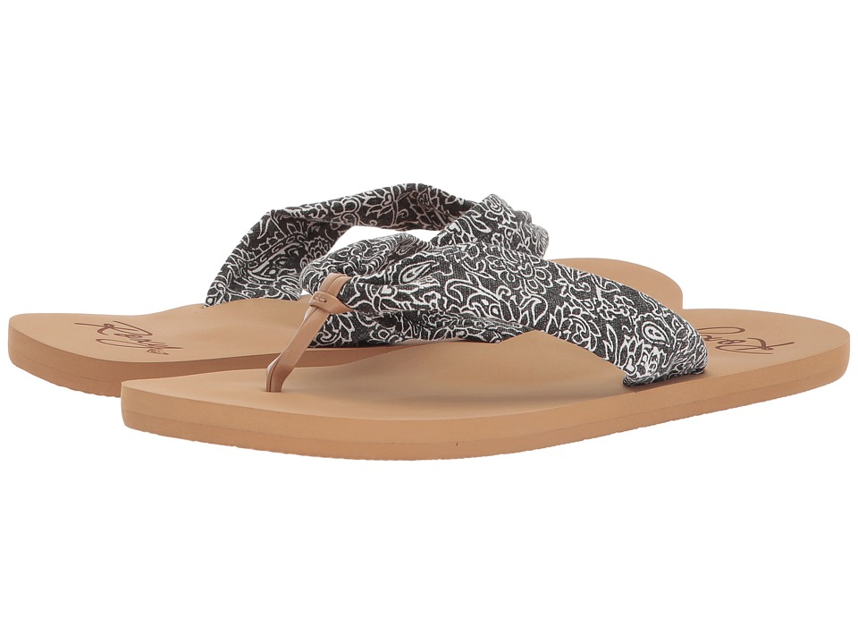 Roxy - Paia II (Black) Women's Sandals