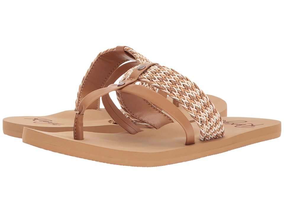 Roxy - Ailani (Brown) Women's Sandals