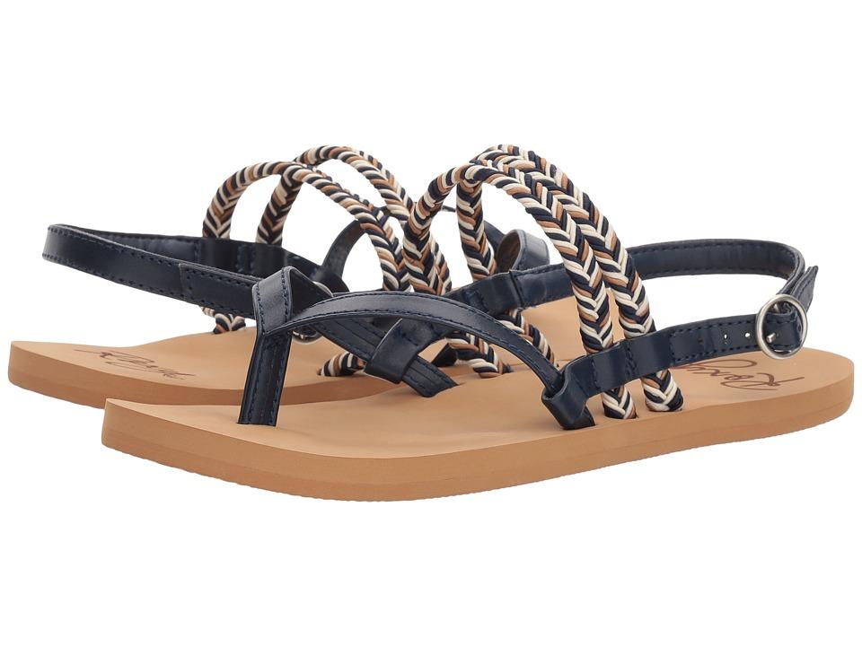 Roxy - Keilana (Navy) Women's Sandals