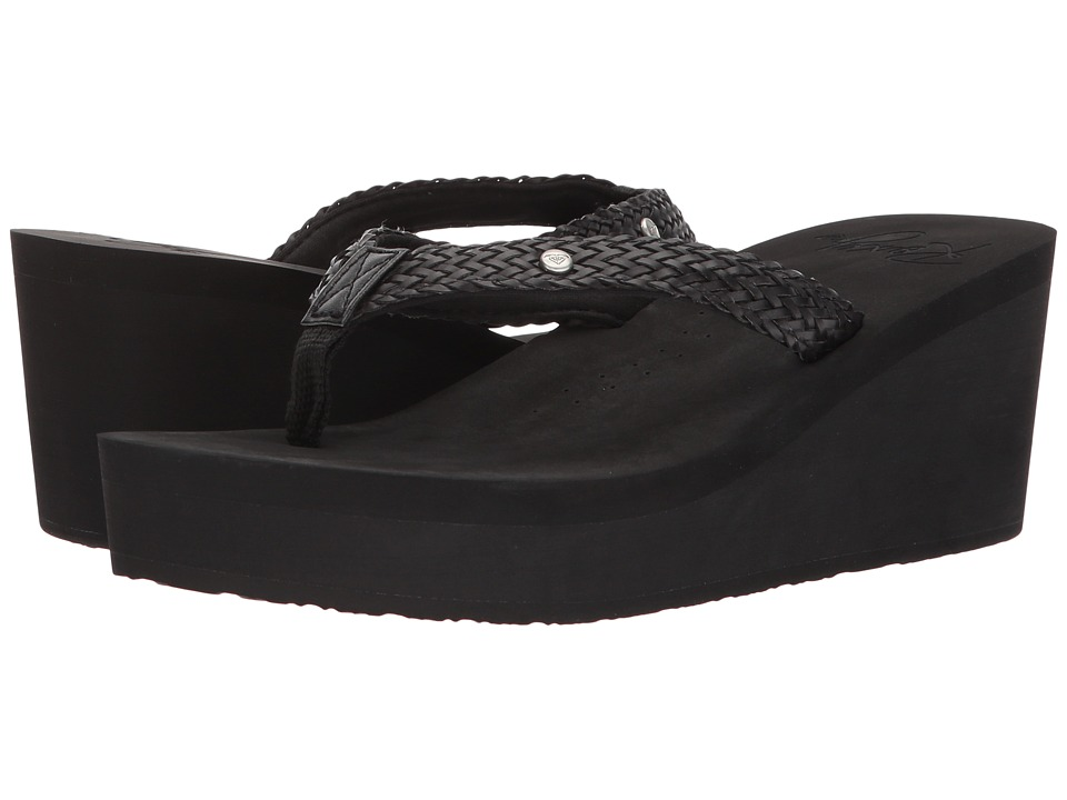 Roxy - Mellie II (Black) Women's Sandals