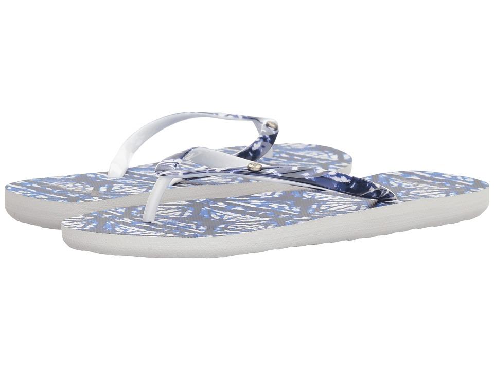 Roxy - Portofino II (Blue) Women's Sandals