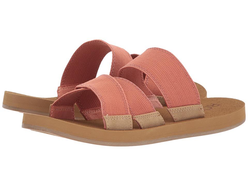 Roxy - Shoreside (Rose) Women's Sandals