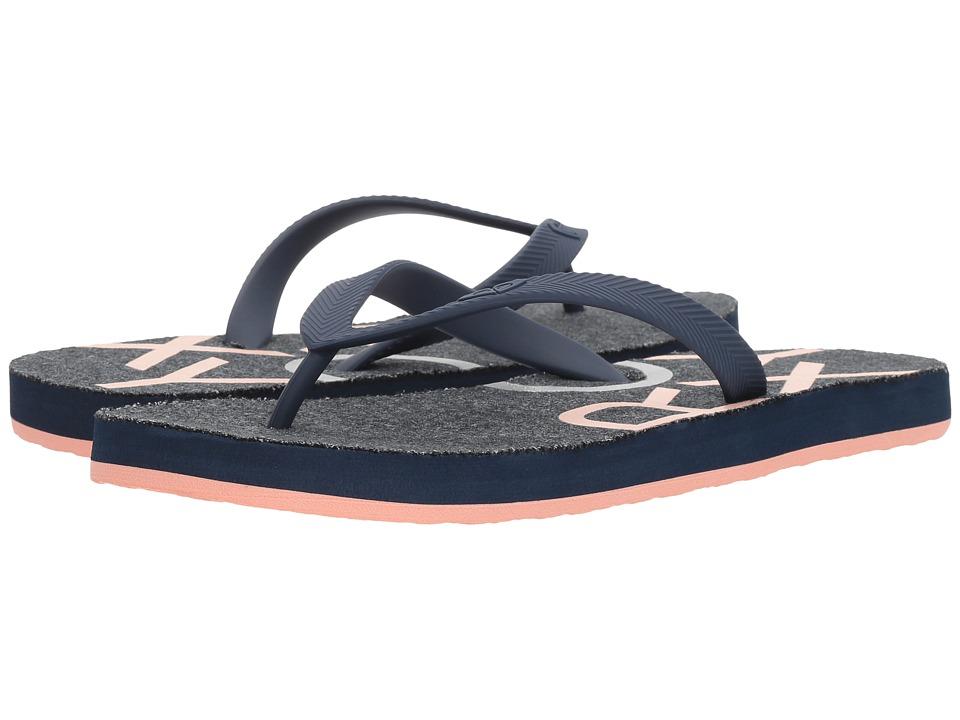 Roxy - Playa II (Navy) Women's Sandals