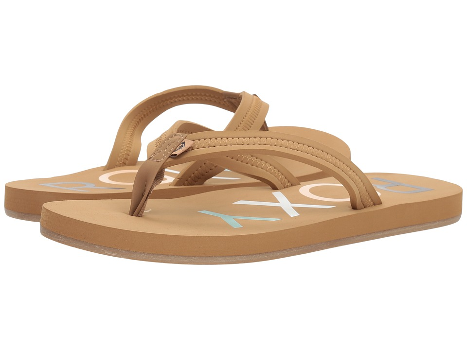Roxy - Vista II (Tan) Women's Sandals