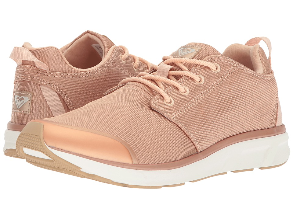 Roxy Set Session II (Rose Gold) Women's Shoes