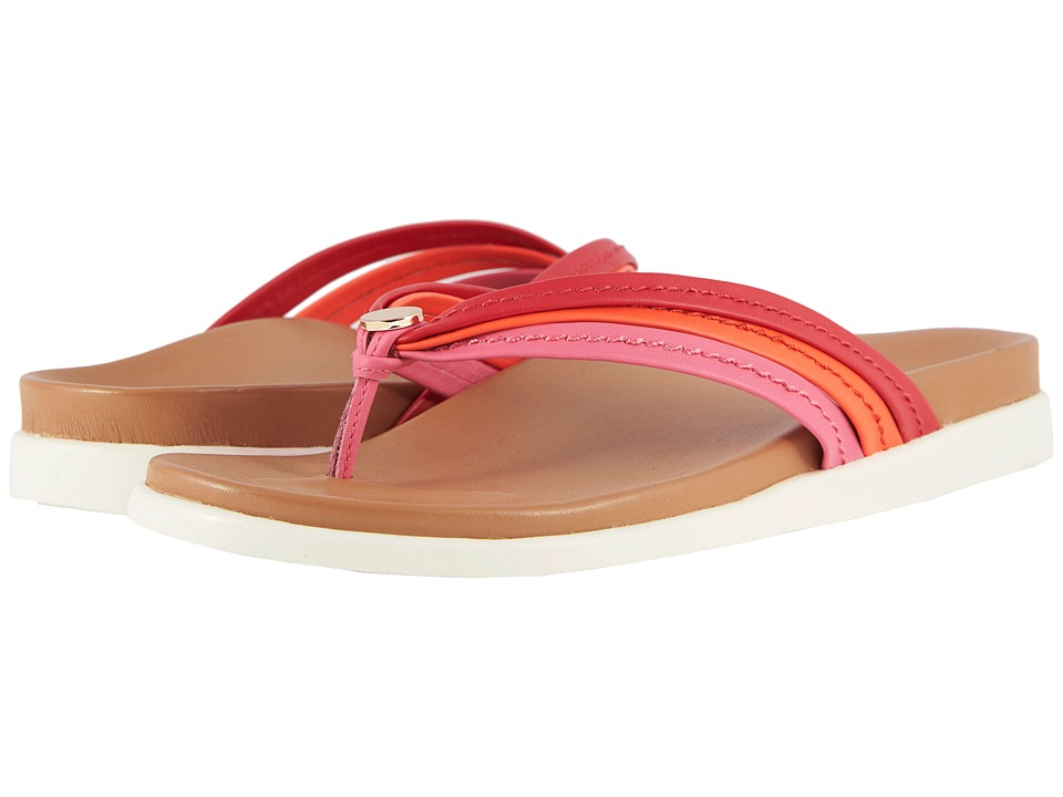 VIONIC - Catalina (Pink/Red) Women's Sandals