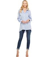 Krazy Larry - Button Down Tunic