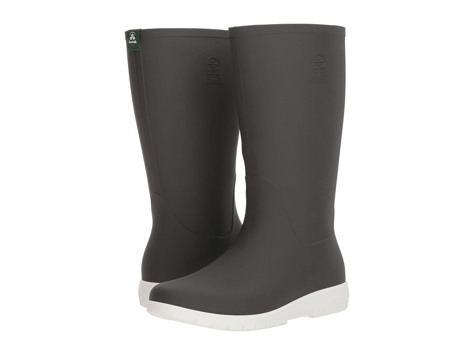 Kamik Jessie (Charcoal) Women's Rain Boots