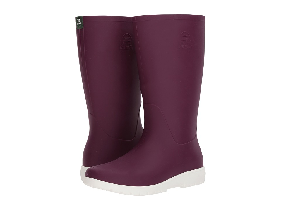 Kamik Jessie (Dark Purple) Women's Rain Boots