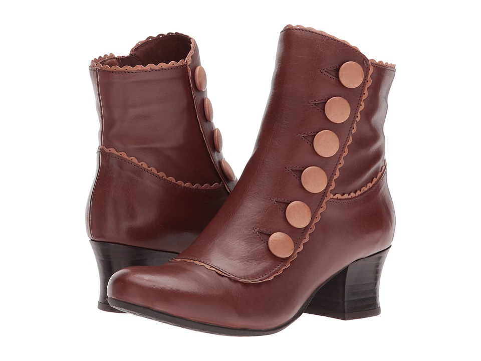 Miz Mooz Fido (Brown) Women