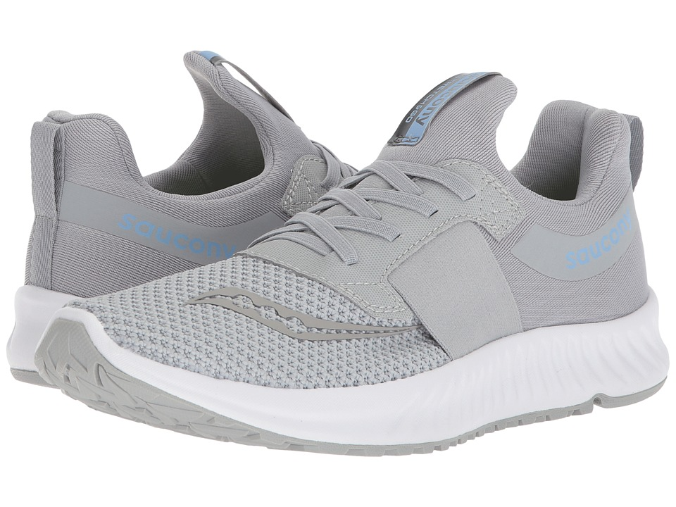 Saucony Stretch Go Breeze (Grey) Women's Running Shoes