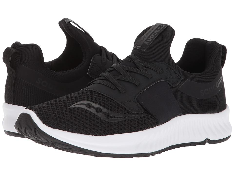 Saucony Stretch Go Breeze (Black) Women's Running Shoes