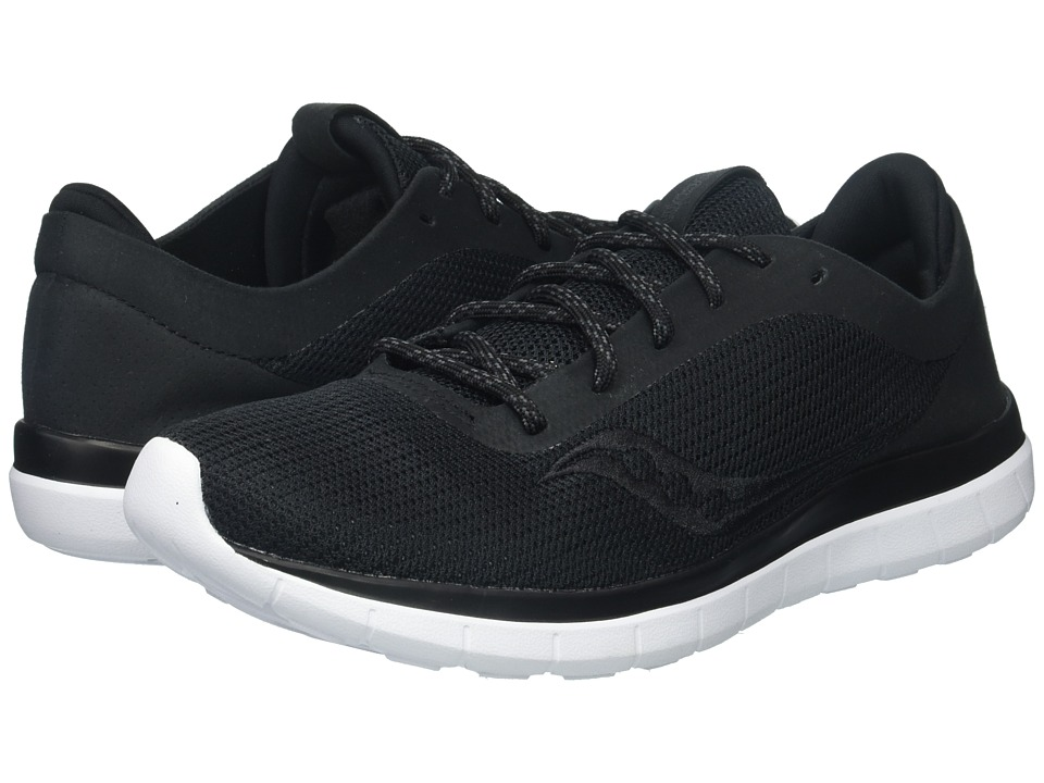 Saucony Liteform Escape (Black) Women's Running Shoes