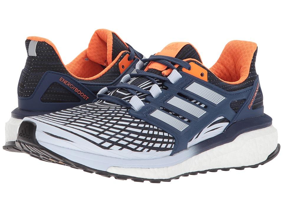 adidas Running Energy Boost (Noble Indigo/Aero Blue/Hi-Res Orange) Women's Running Shoes