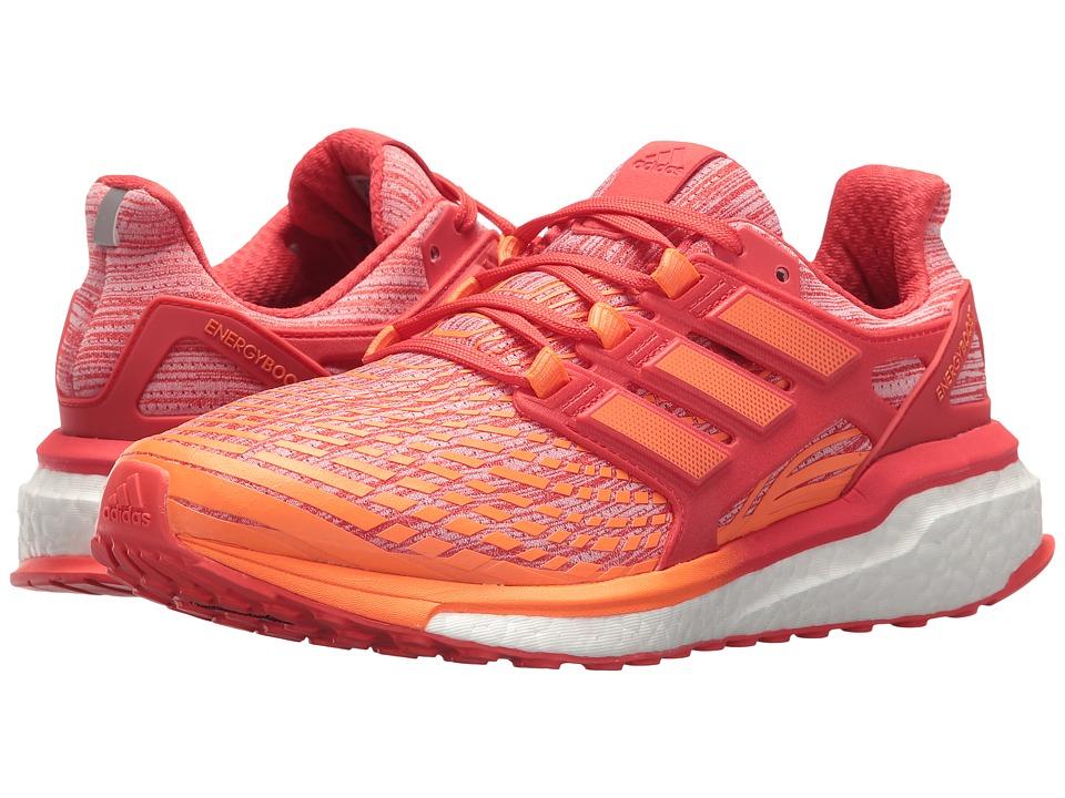 adidas Running Energy Boost (Hi-Res Orange/Hi-Res Orange/Hi-Res Red) Women's Running Shoes