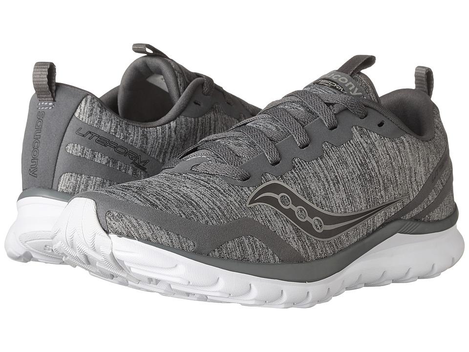 Saucony Liteform Feel (Grey) Women's Running Shoes
