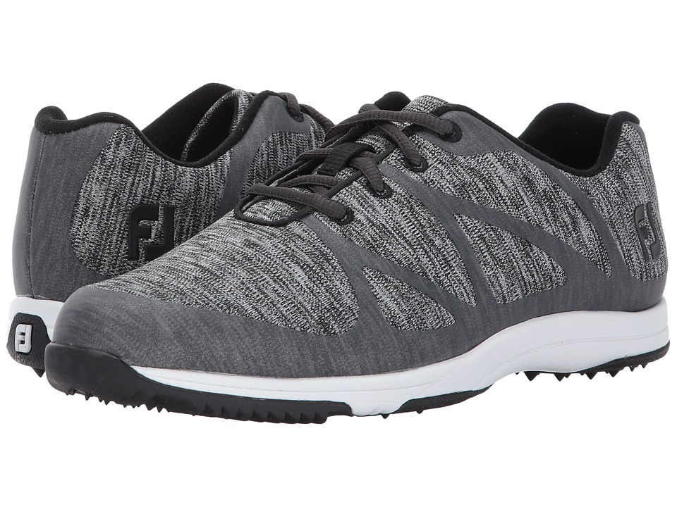 FootJoy FJ Leisure (Charcoal) Women's Golf Shoes
