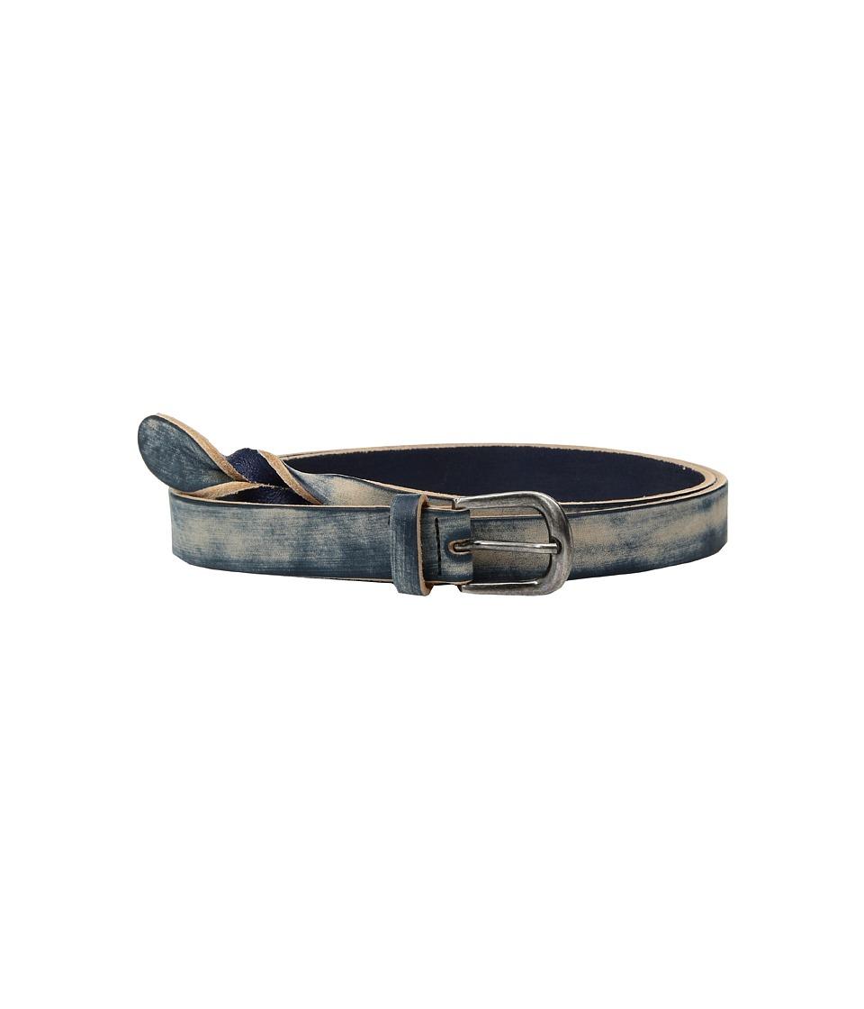 Amsterdam Heritage - 20003 (Indigo) Womens Belts