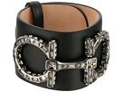 Salvatore Ferragamo Cuff Strass Bracelet