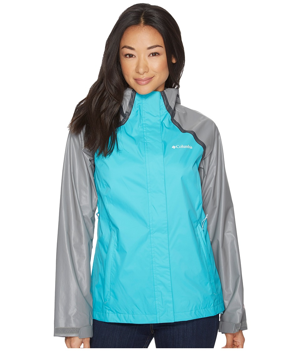 Columbia OutDry Hybrid Jacket (Geyser) Women