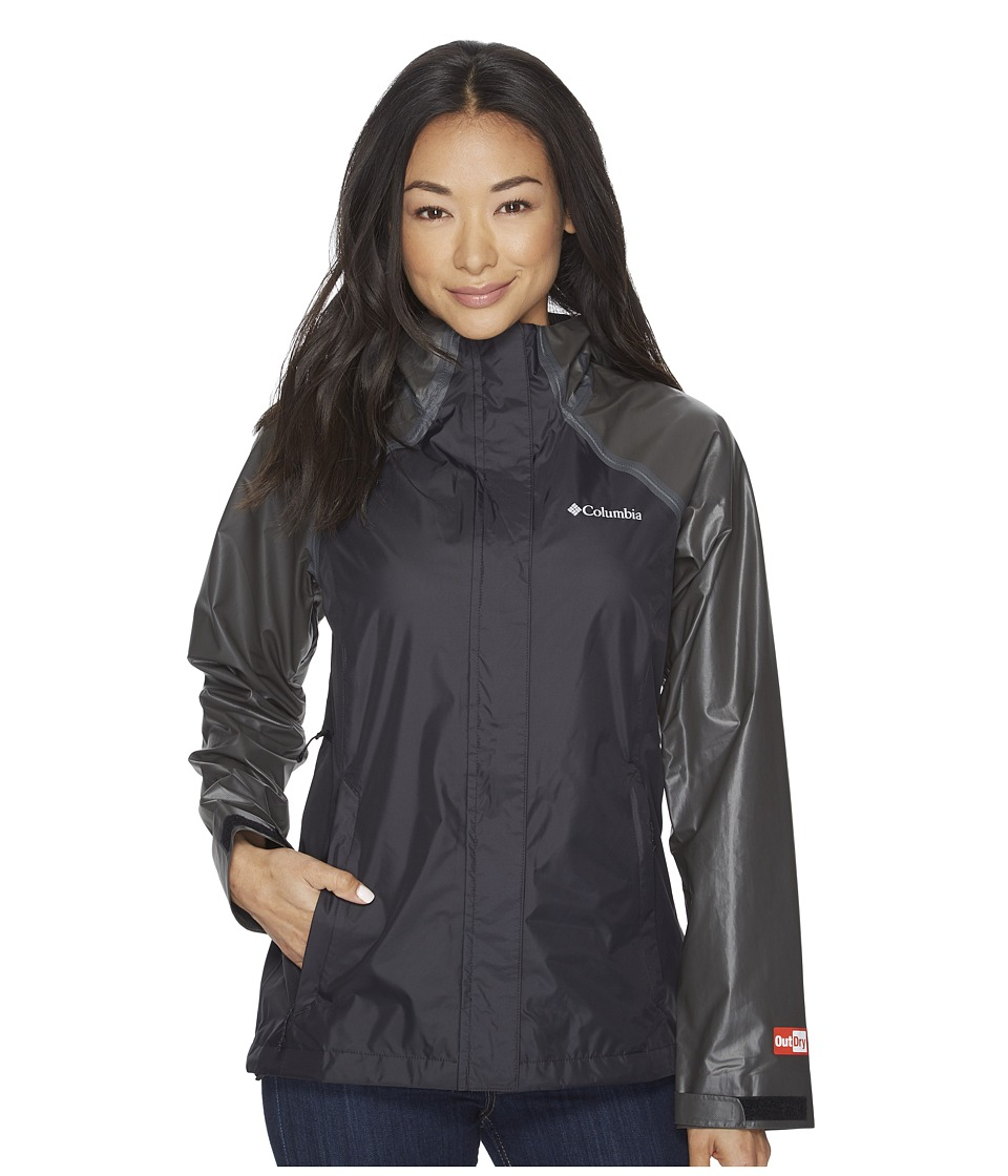 Columbia OutDry Hybrid Jacket (Black) Women