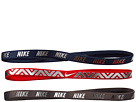Nike Metallic Hairbands 3-Pack