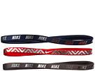 Nike Metallic Hairbands 3-Pack