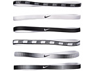 Nike Printed Headbands Asst 6-Pack