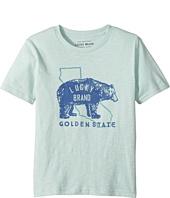 Lucky Brand Kids - Golden State Short Sleeve Graphic Tee (Little Kids/Big Kids)