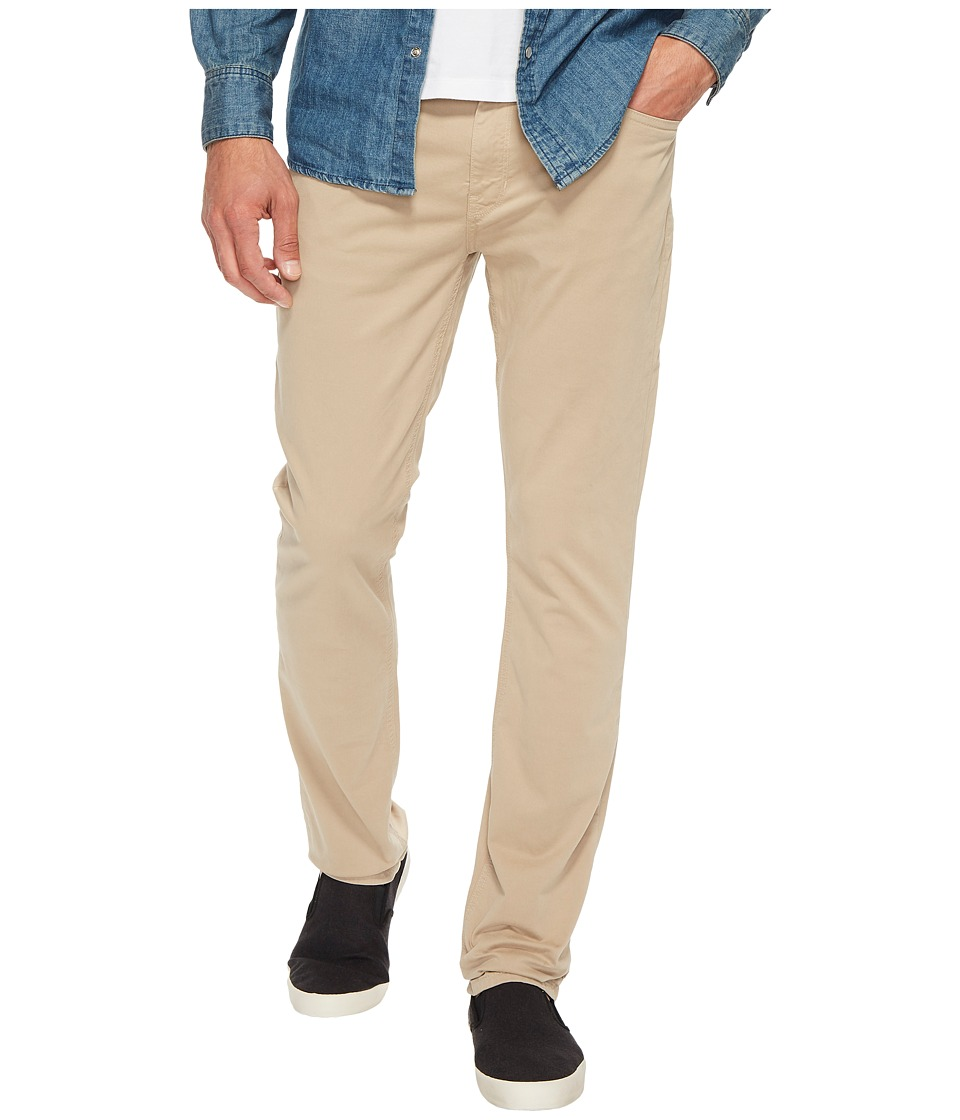 Paige Federal Slim Straight Leg in Timberwolf (Timberwolf) Men