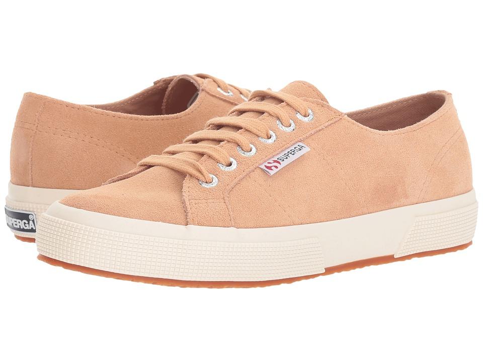Superga 2750 SueU (Brown Dusty) Women