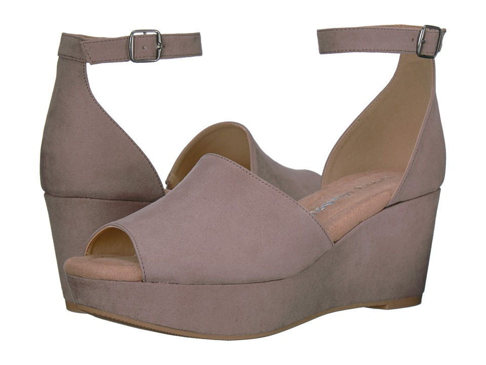 Dirty Laundry - DL Dare Me (Pebble Taupe) Women's Sandals