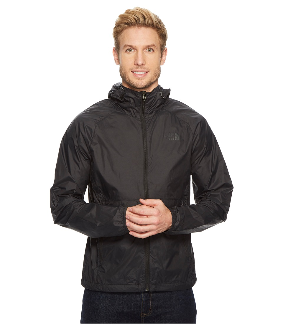 The North Face Flyweight Hoodie (TNF Black/TNF Black) Men