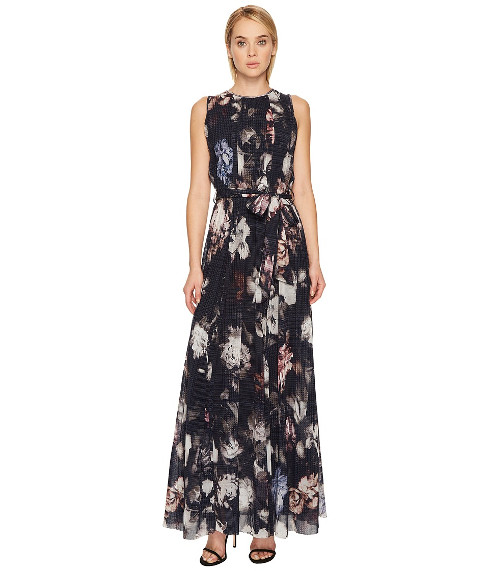FUZZI - Sleeveless Gown Cover-Up