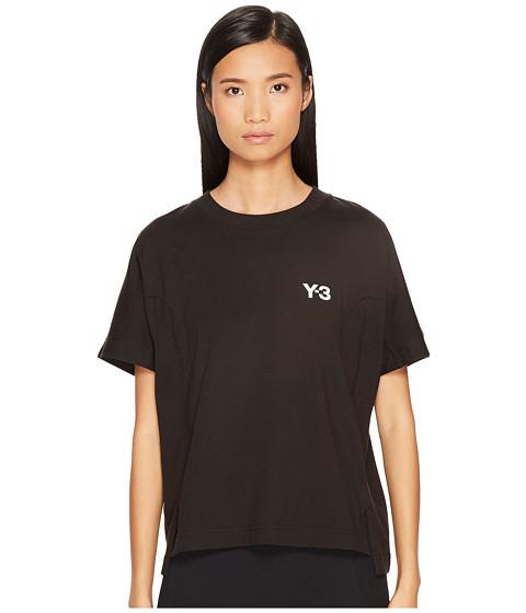 adidas Y-3 by Yohji Yamamoto Short Sleeve Graphic Tee