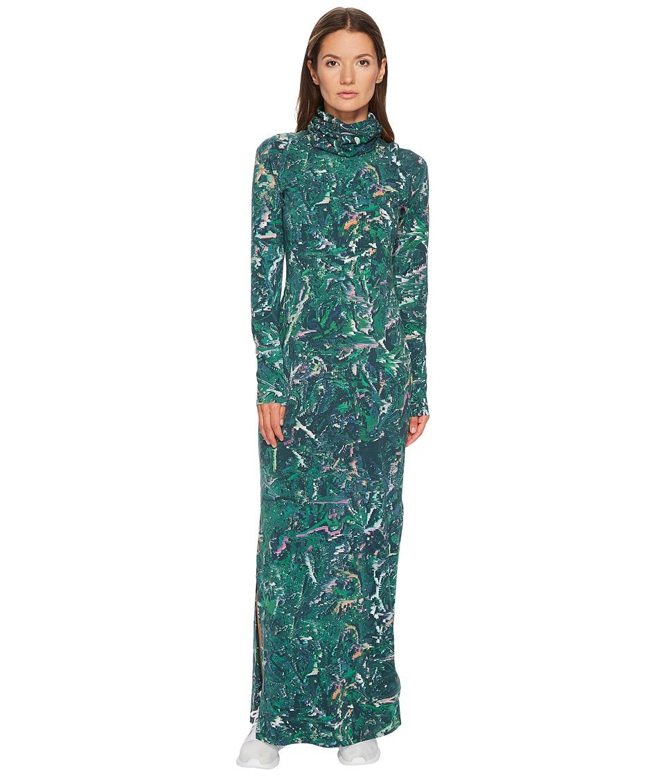 adidas Y-3 by Yohji Yamamoto Aop Dress (Terra Mass) Women