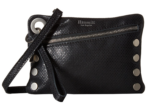 Hammitt Nash Small - Ayahuasca Leather/Brushed Silver Hardware
