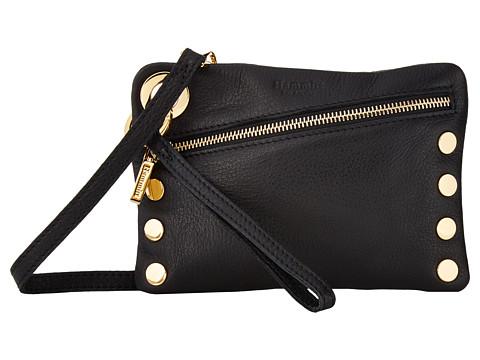 Hammitt Nash Small - Black Leather/Gold Hardware