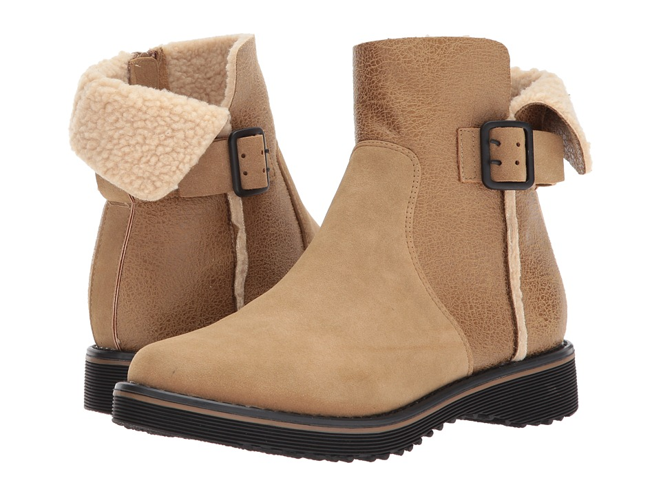 Vintage Style Shoes, Vintage Inspired Shoes Rocket Dog - Marila Natural Francois Womens Boots $69.95 AT vintagedancer.com