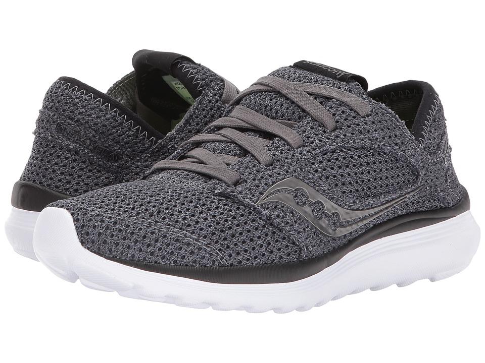 Saucony Kineta Relay (Charcoal) Women's Running Shoes