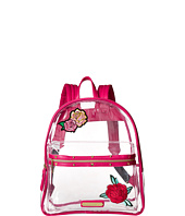 Betsey Johnson - Clear Backpack