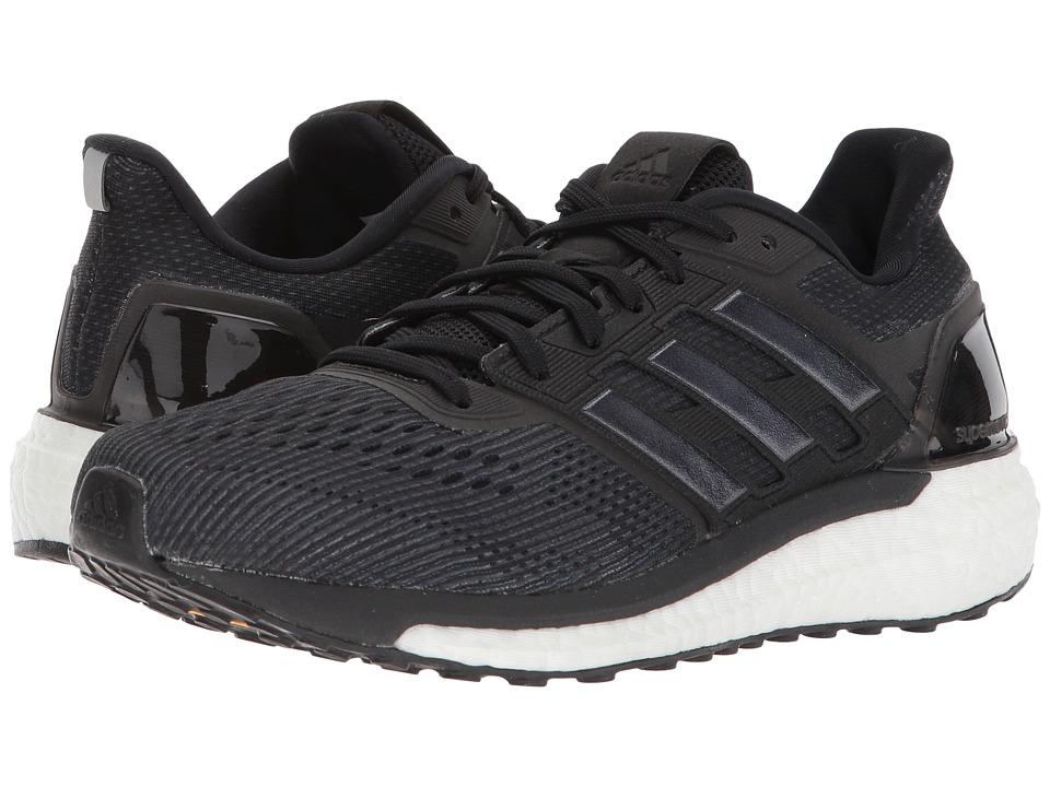 adidas Running Supernova (Core Black/Core Black/Core Black) Women's Running Shoes