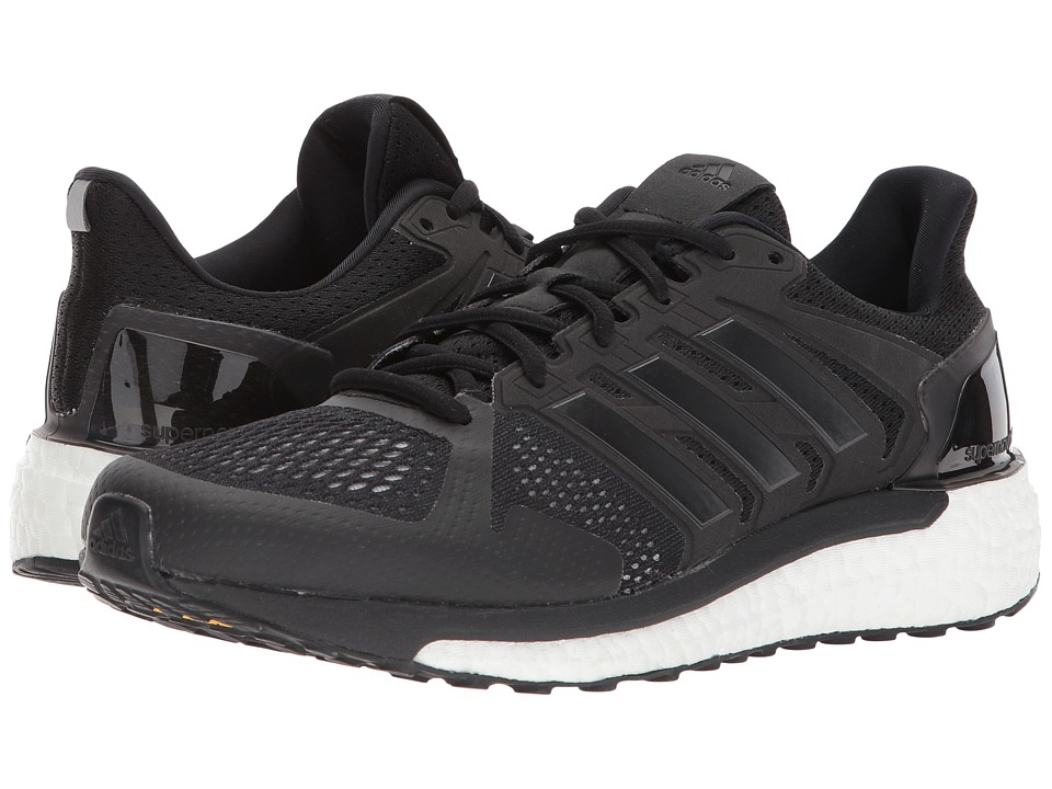 adidas Running Supernova Stability (Footwear White/Core Black/Core Black) Women's Running Shoes
